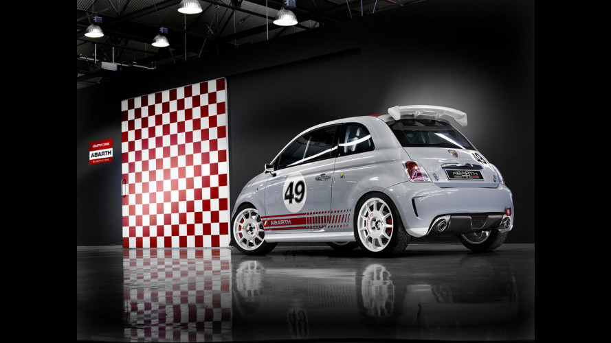 Fiat 500 Abarth esseesse al Salone di Parigi