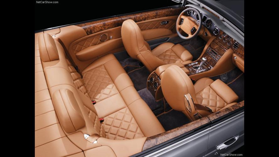 Bentley Azure T model year 2009