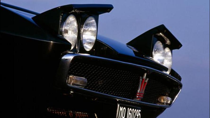 """Ghibli e Levante, il """"vento nuovo"""" di Maserati"""
