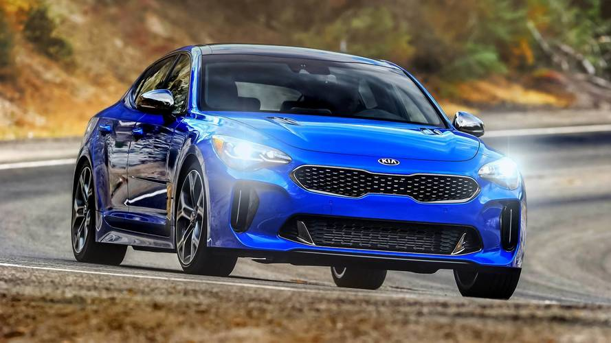 Kia Says No To Performance Sub-Brand, Yes To More GT Models