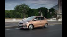 Peugeot 108, simpatica risparmiatrice