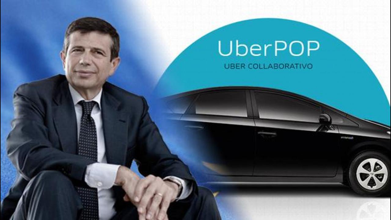 [Copertina] - Uber: oggi vertice al Ministero, ma è allerta anche a Barcellona e Zurigo