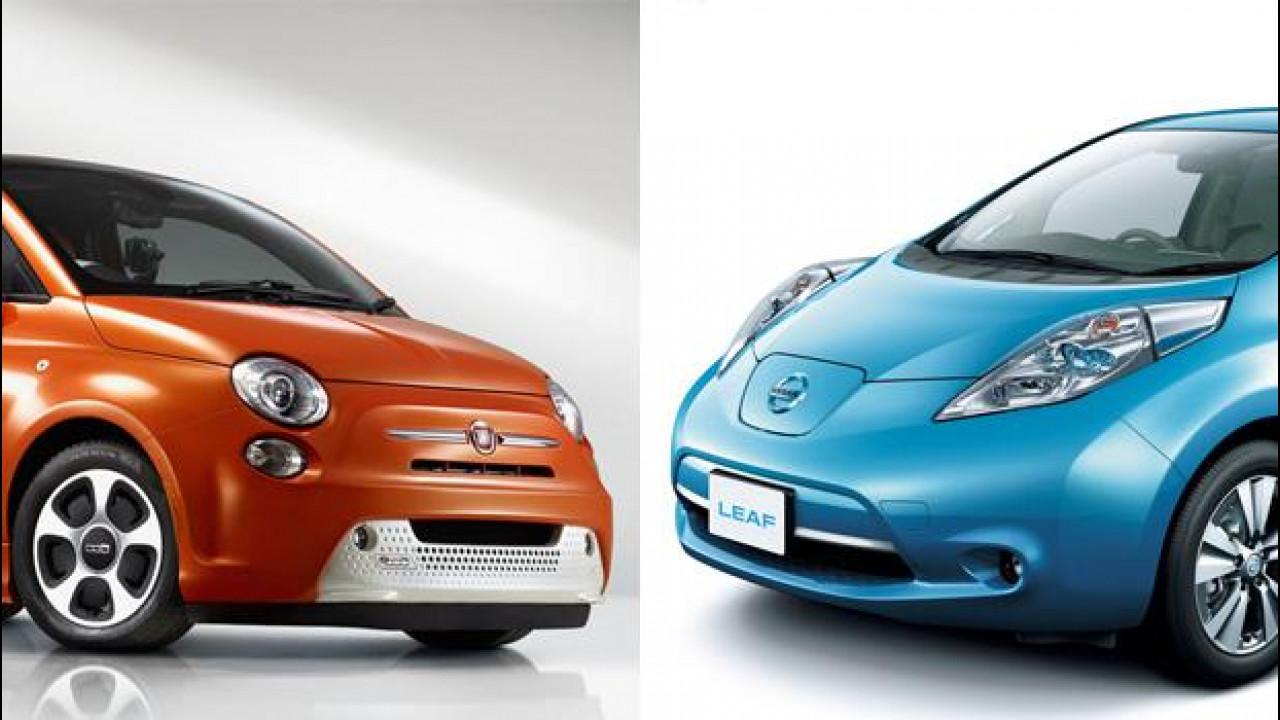 [Copertina] - Fiat-Nissan: negli USA è guerra sullo stile