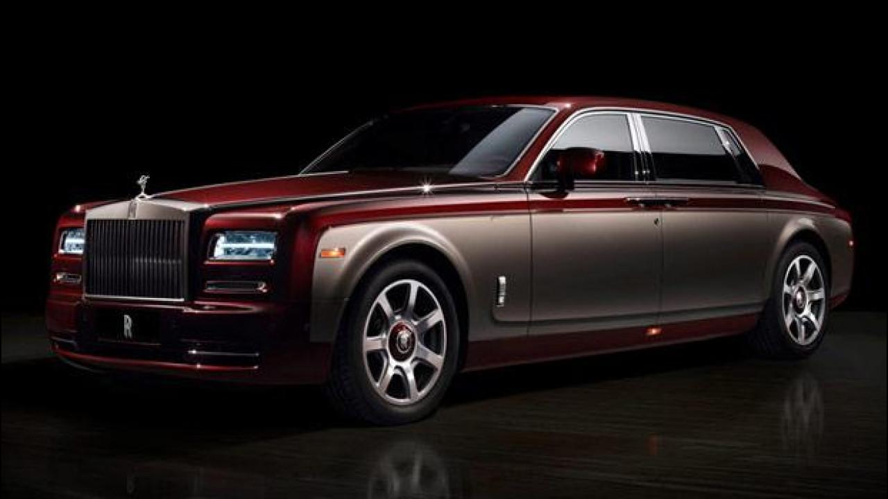 [Copertina] - Rolls-Royce Pinnacle Travel Phantom, fatta per viaggiare