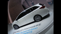 Toyota Auris Touring Sports a Parigi