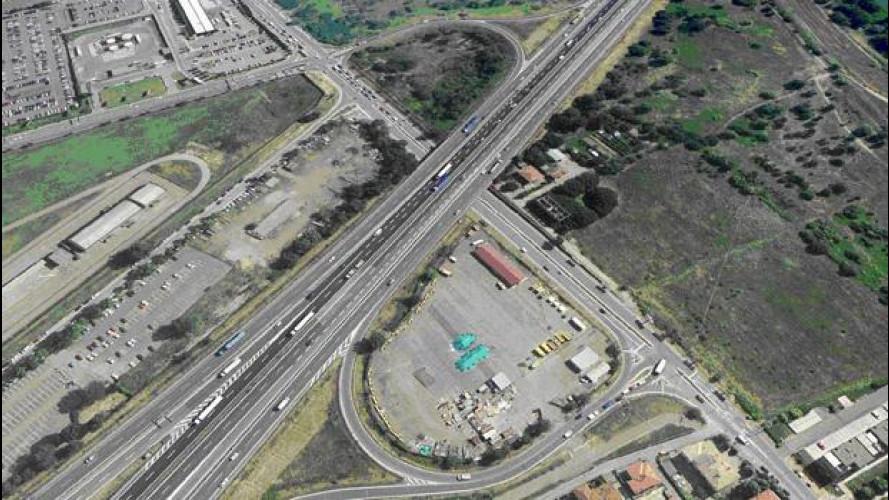 Maltempo: viola il blocco alla circolazione, denunciato da Autostrade per l'Italia