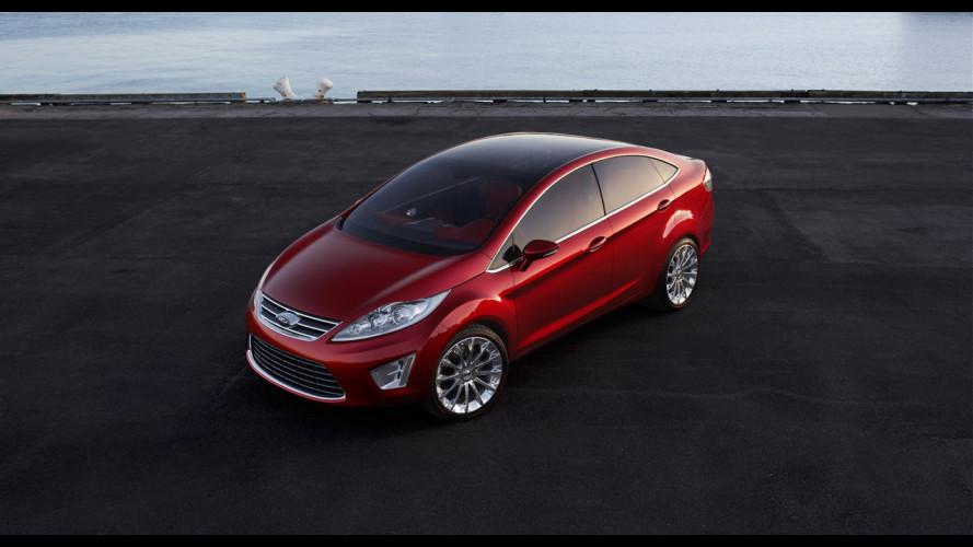 Ford Verve Concept a Detroit