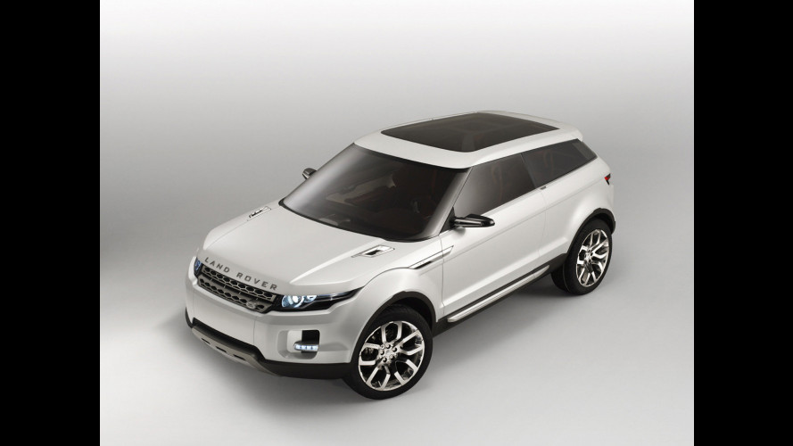Land Rover Concept Vehicle LRX
