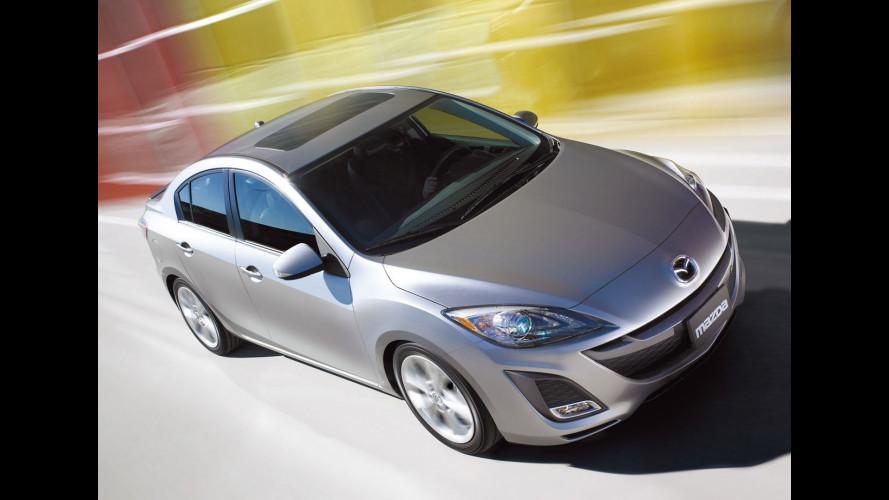 Nuova Mazda3 al Salone di Los Angeles