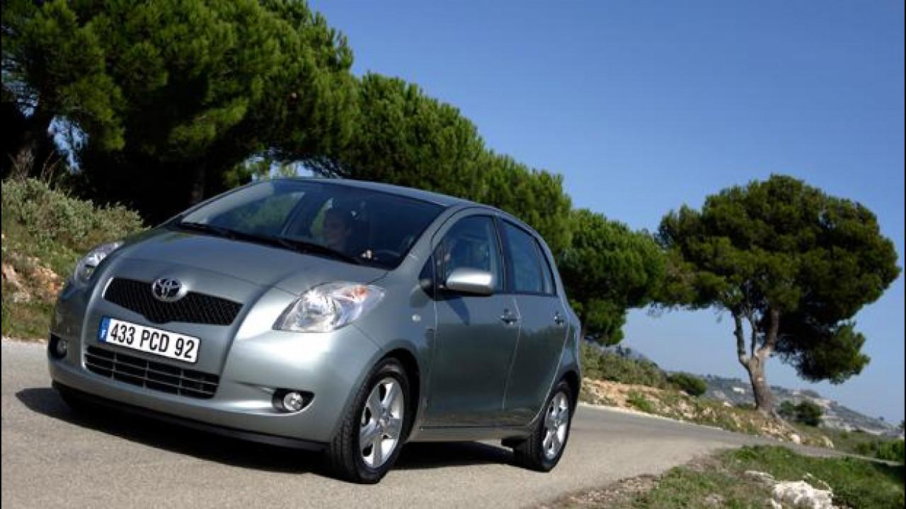 [Copertina] - Maxi richiamo Toyota per 6,39 milioni di auto nel mondo