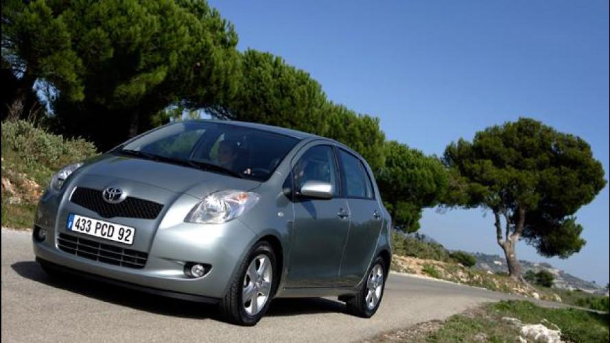 Maxi richiamo Toyota per 6,39 milioni di auto nel mondo