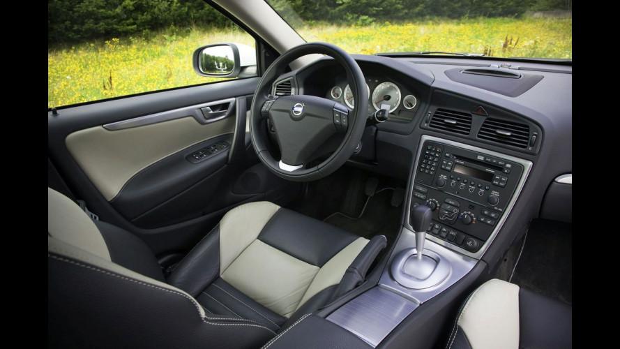 Volvo: tessuti anallergici su ogni modello