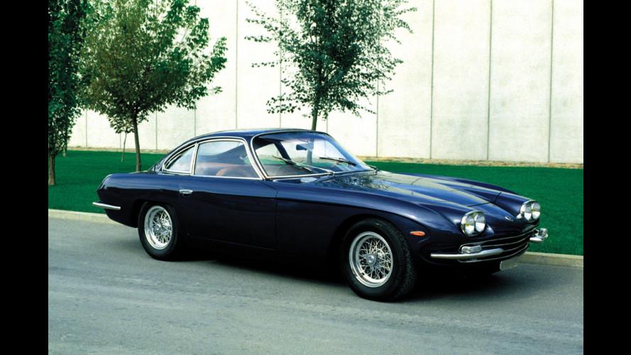 Lamborghini alla Schloss Bensberg Classics