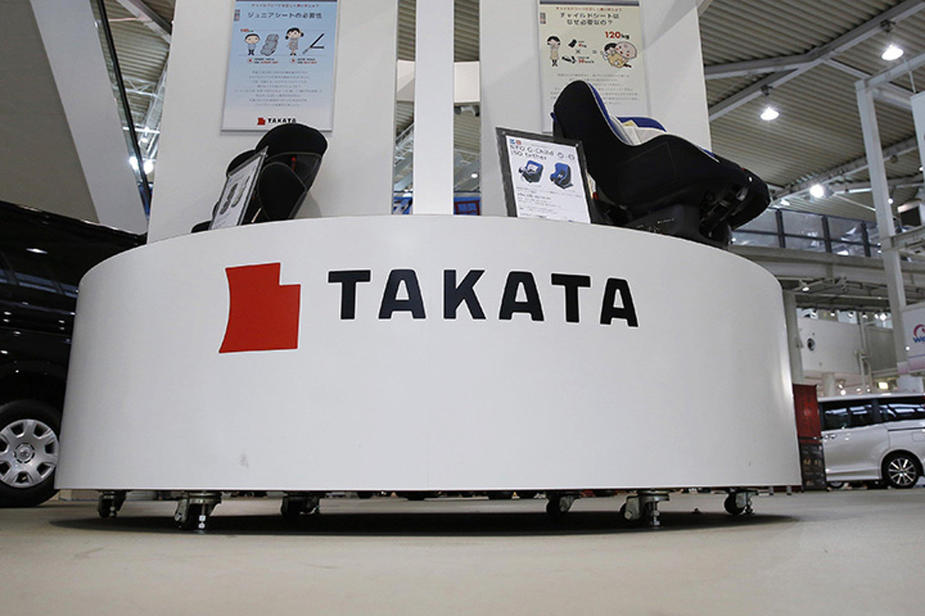 Takata Adds Another 3.3 Million Cars To Airbag Inflator Recall