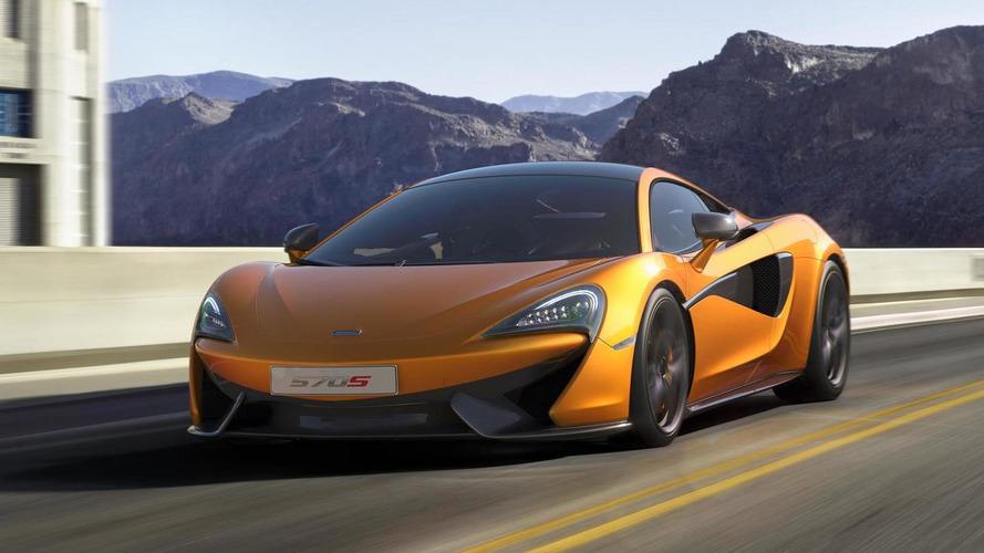 McLaren considering a 570S GT4