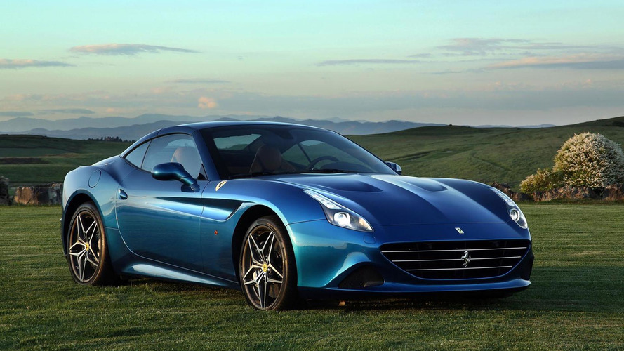 Next-gen Ferrari California to feature more aggressive styling