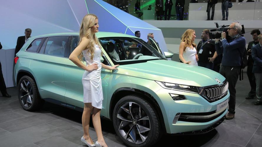 Škoda - Un concept électrique attendu à Shanghaï ?