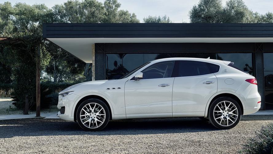 Maserati Levante - 88 modèles commercialisés sur internet