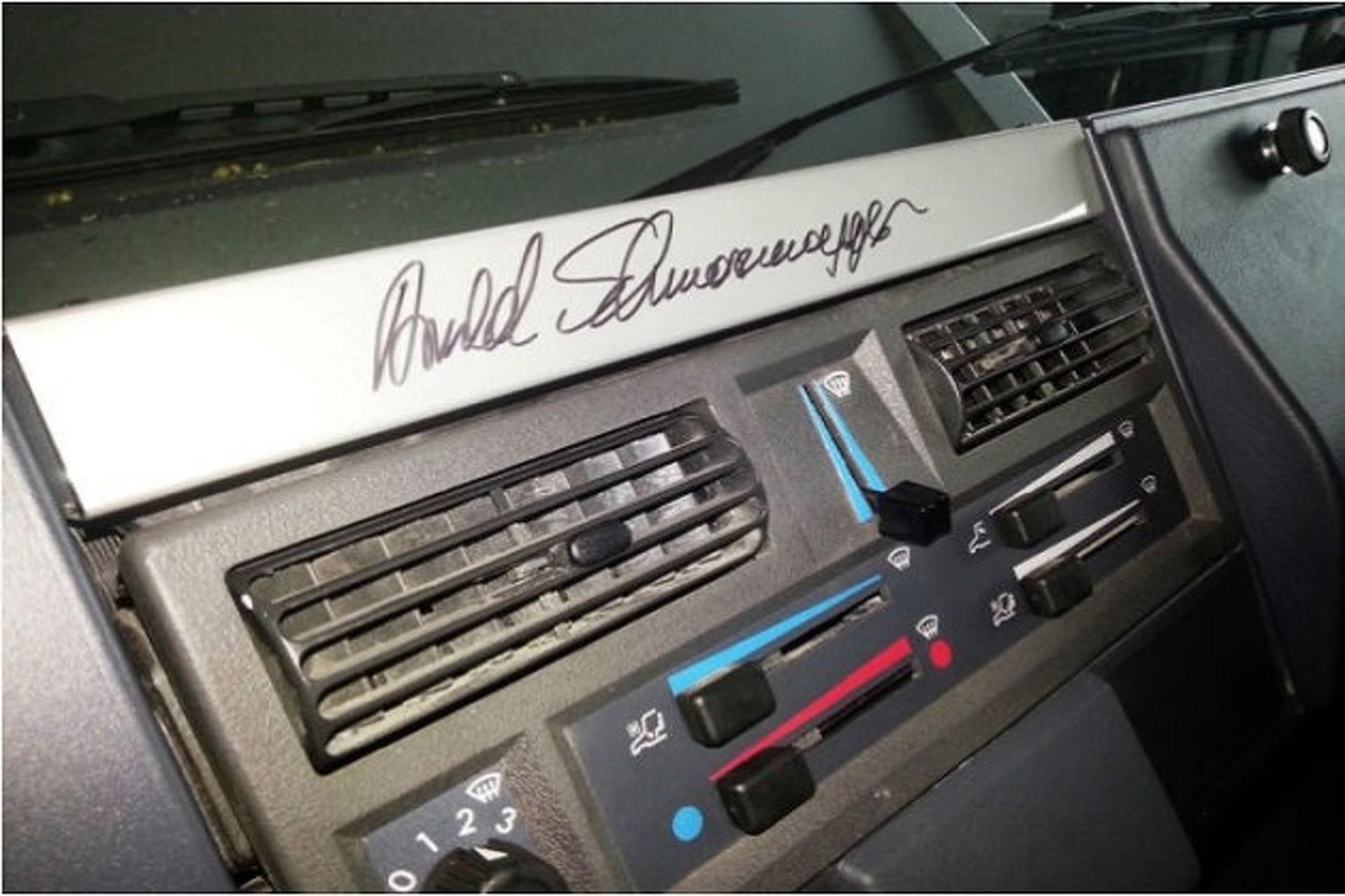 Arnold Schwarzenegger is Selling His Unimog