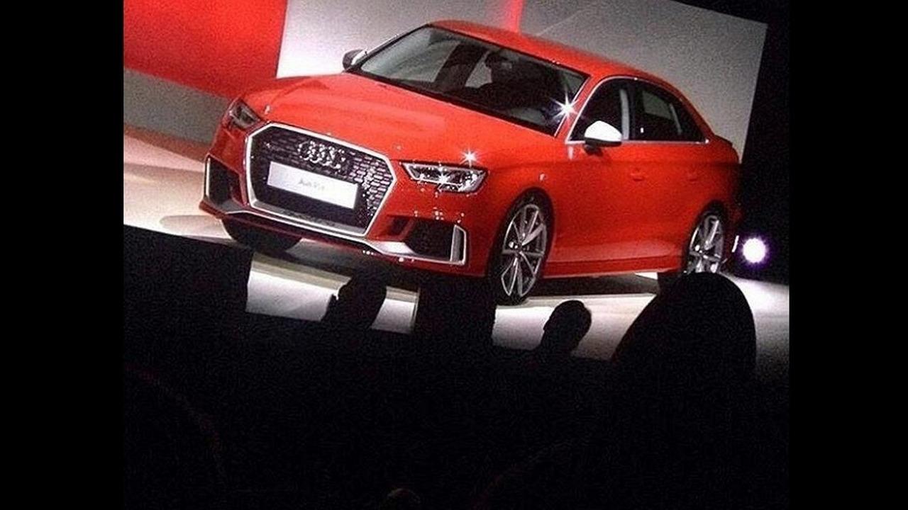Audi RS4 Sedan (not confirmed)