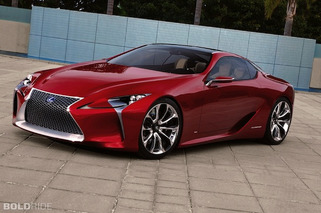 Lexus LF-LC Headed for Production