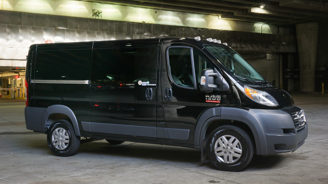 Dodge Promaster Van >> Long-Term Review: 2016 Ram Promaster 1500 Cargo