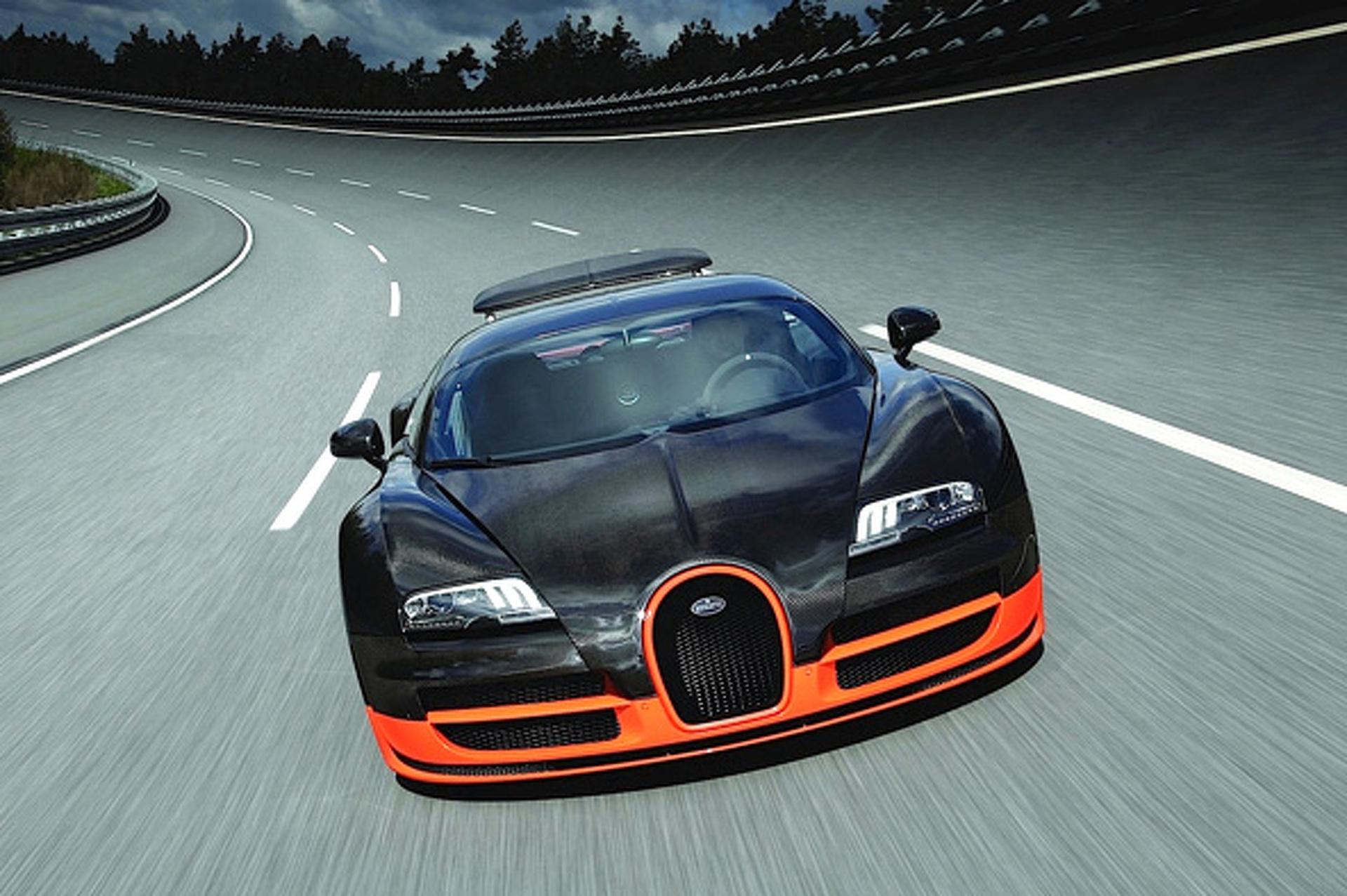 Bugatti veyron ss wallpaper