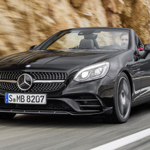 2017 Mercedes-Benz SLC-Class: 6 Things to Know