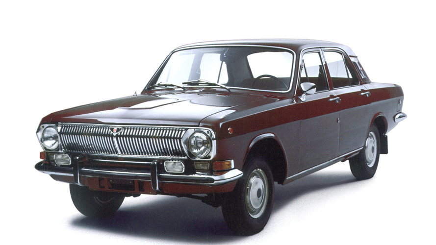 Soviet Cars Were Weird: Volga GAZ-24