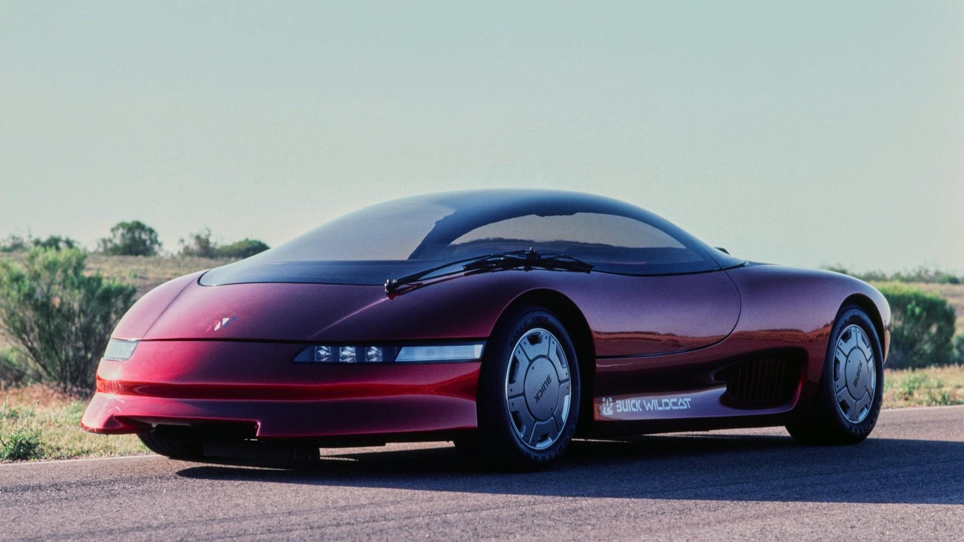 Concept We Forgot 1985 Buick Wildcat