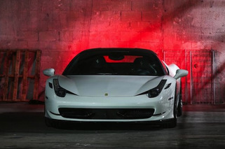 $1.3M Vossen Ferrari 458 Still Looking for a Home, Unsurprisingly