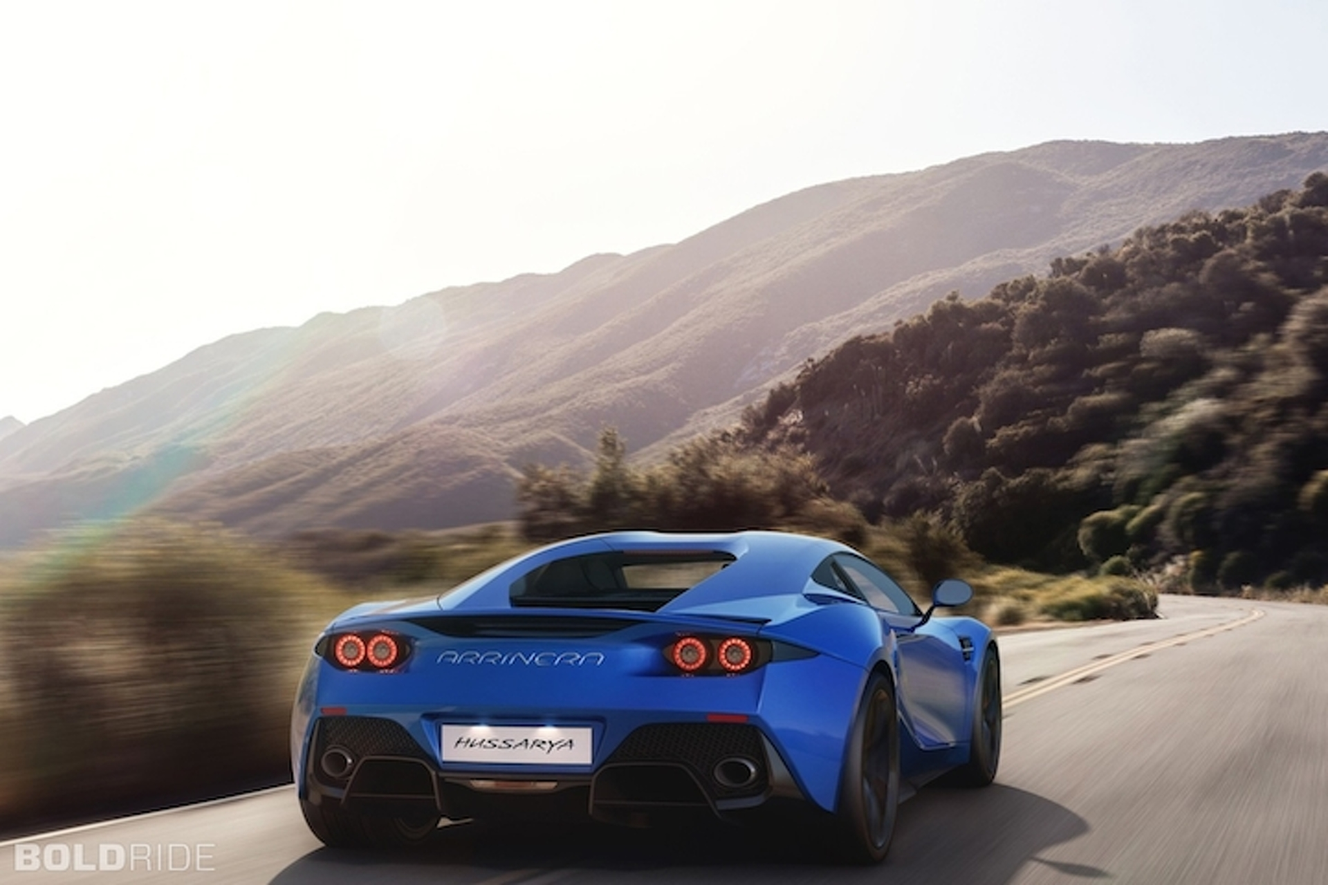Arrinera Hussarya Supercar Shows Off Its Production-Ready Form