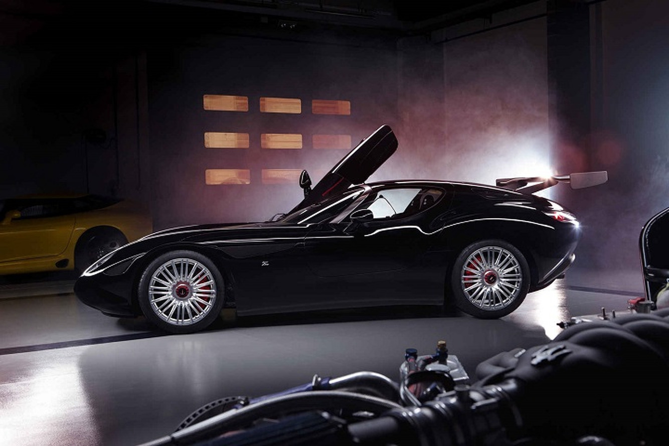 The Zagato Mostro Maserati is Jaw-Dropping
