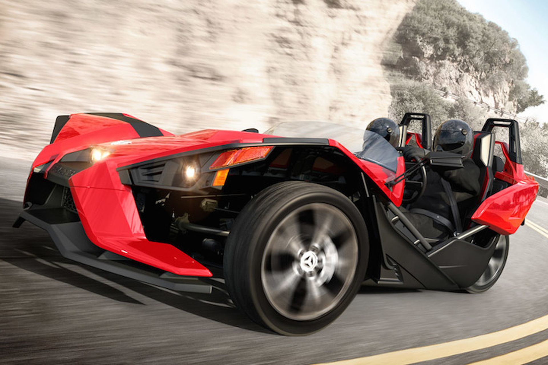"Polaris Slingshot Gets a ""Stop Sale, Stop Riding"" Recall"