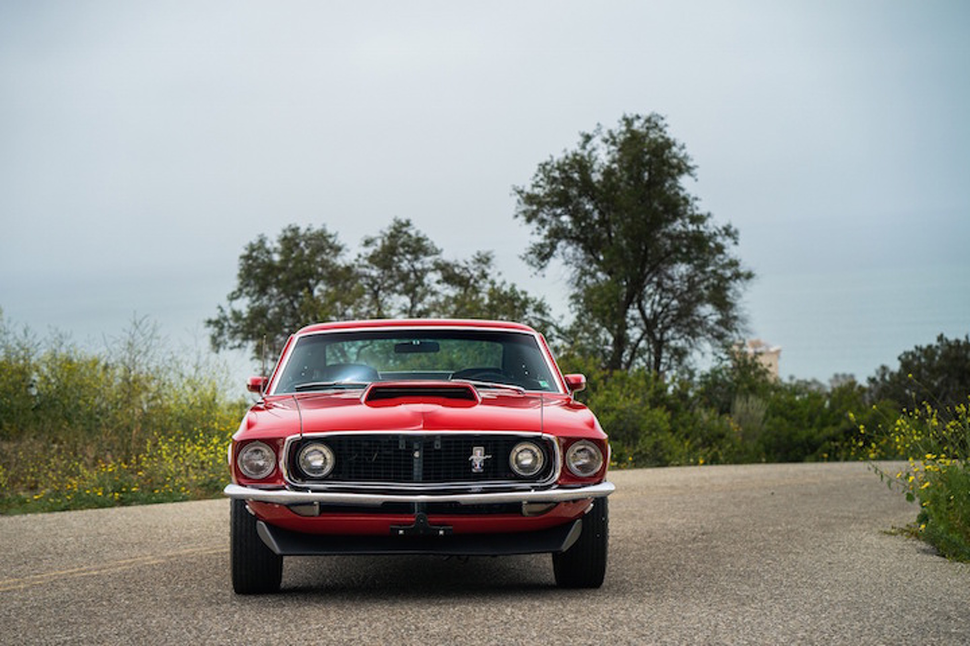 1969 Ford Mustang Boss 429 Ready To Turn Heads At Auction Motor1