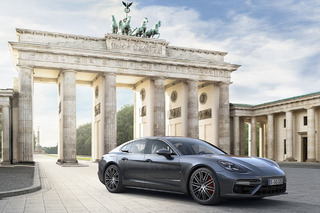 Take a Good Look at the New 2017 Porsche Panamera