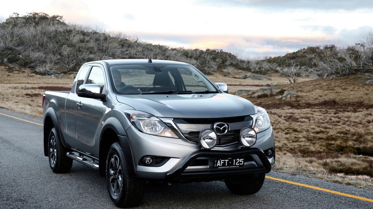 """Next-Gen Mazda Pickup Will Feature Beautiful But """"Manly ..."""