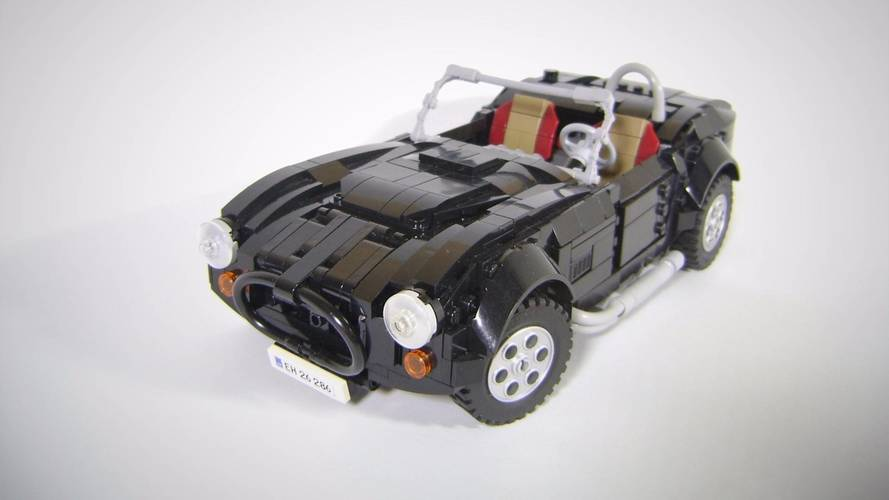 Lego AC Cobra 427 Idea Needs To Happen