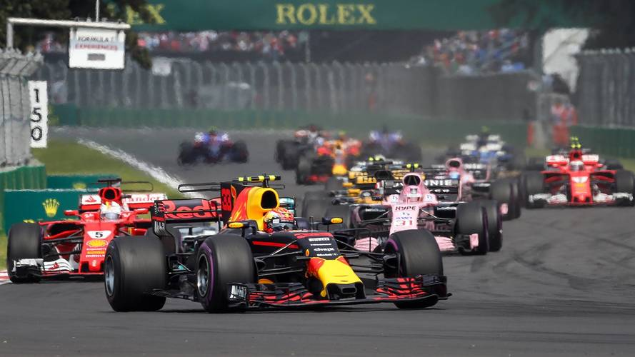 F1 Mexican GP: Hamilton Clinches Title, Verstappen Wins Race