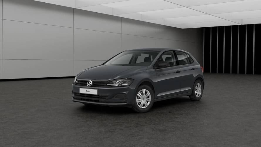 2018 VW Polo Base Model