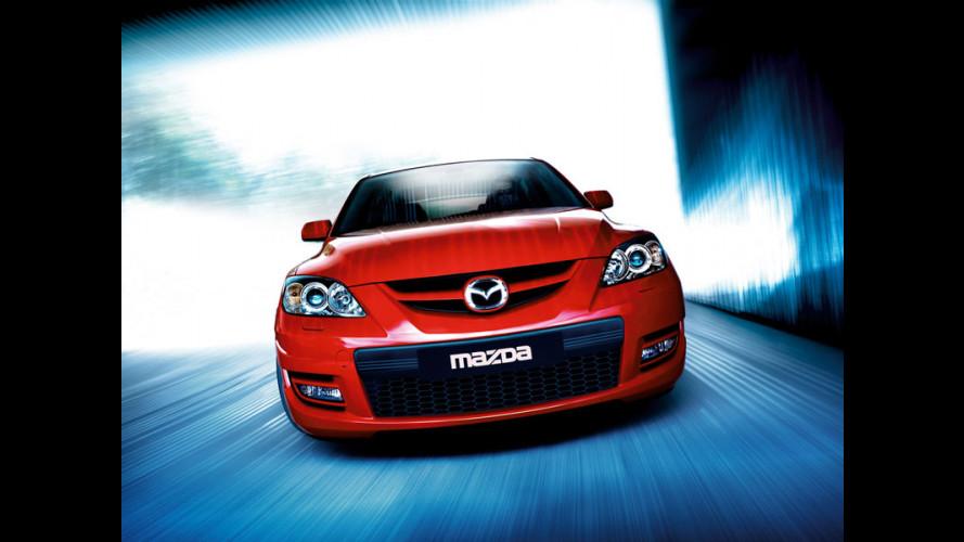 Mazda3 MPS: in Italia da novembre