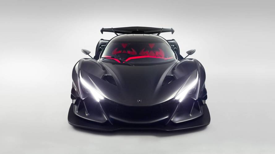 Top 20 coolest low-volume supercars