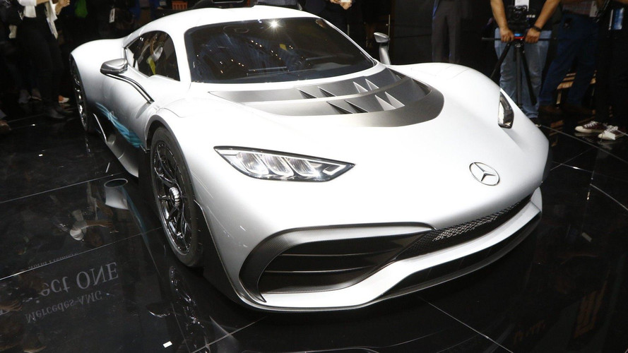 Mercedes-AMG has no plans for a Project Two hypercar