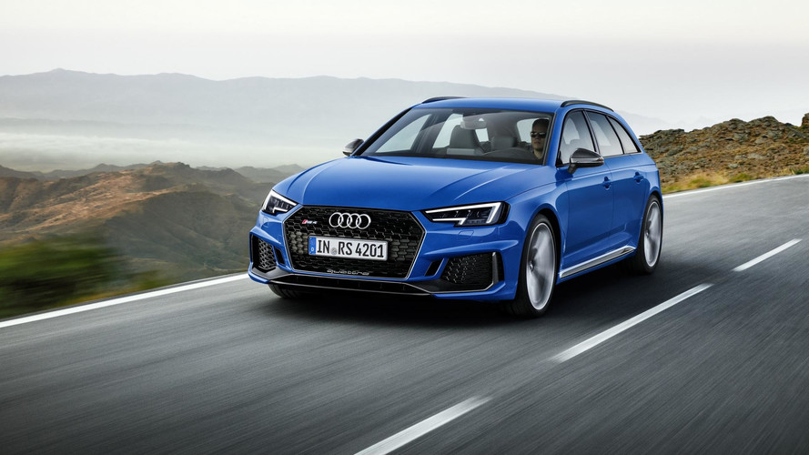 2018 Audi RS 4 Avant full details and pics