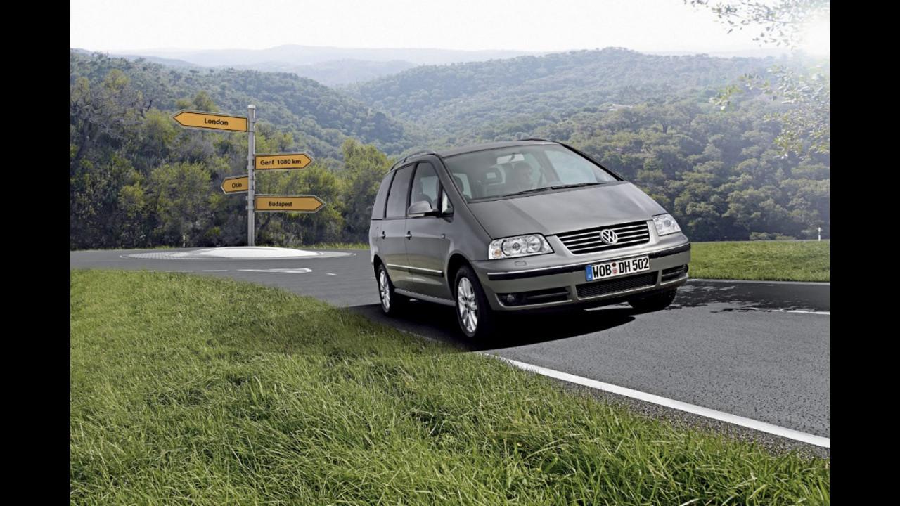 Volkswagen Sharan BlueMotion