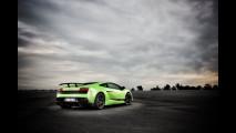 Lamborghini Gallardo LP 570-4 Superleggera - test