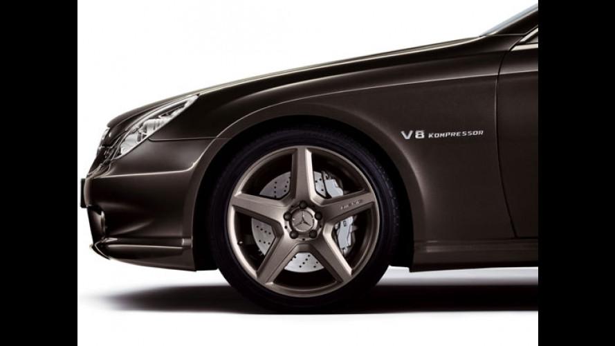 Mercedes CLS 55 AMG IWC Ingenieur