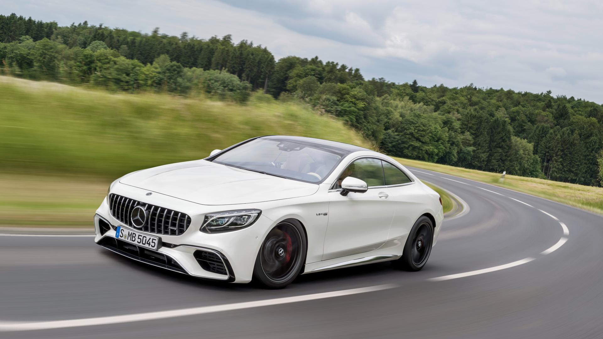 Mercedes Classe S >> Mercedes Classe S Coupe Et Cabriolet Encore Plus Raffinees