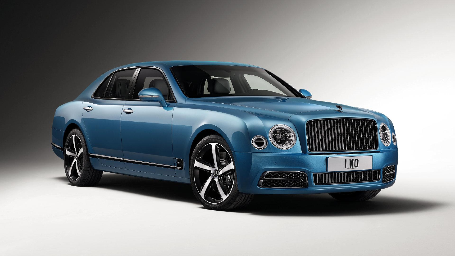 Next-Generation Bentley Mulsanne Could Lose The Combustion Engine