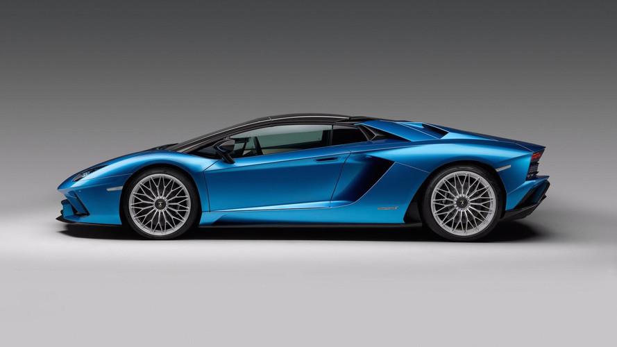 Lamborghini Aventador'un halefi elektrikli olabilir